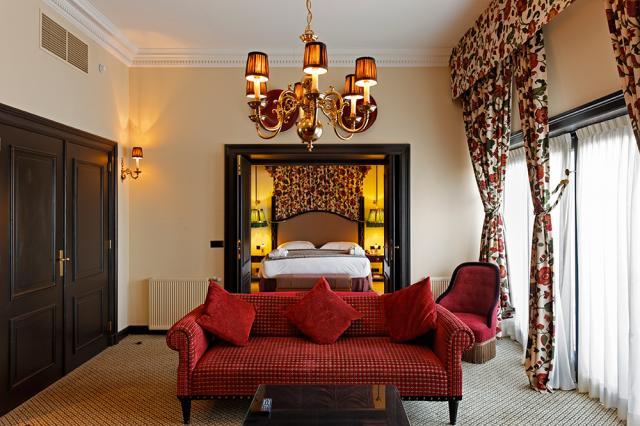 Hotel DES INDES Presidential Suite