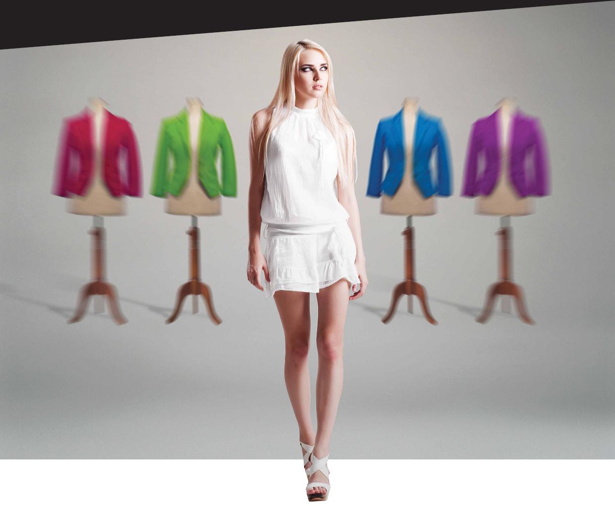 Perfect White LED brengt witte kleuren tot leven