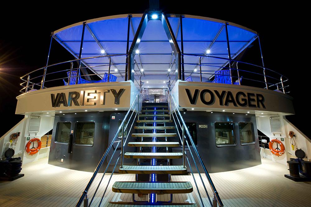 Voyage verlichting