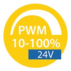10-100 PWM