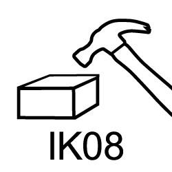 Slagvastheid IK08