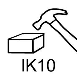 Slagvastheid IK10