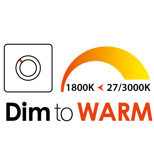 Dim to WARM Dimmerable
