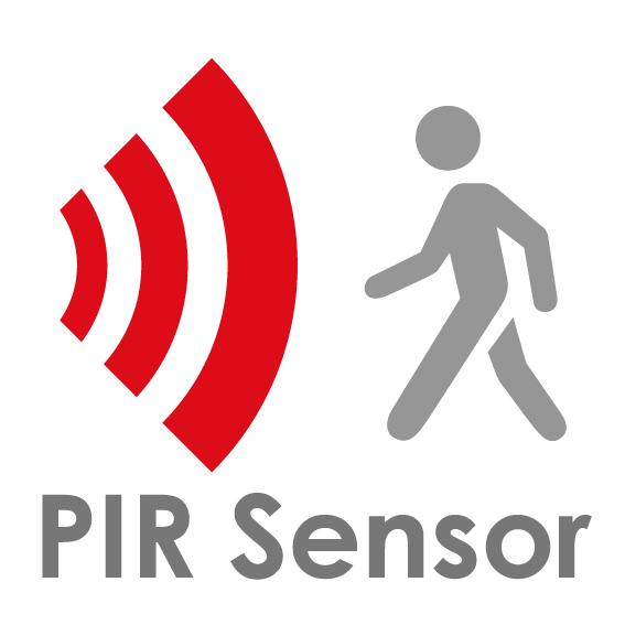 Bewegingssensor PIR